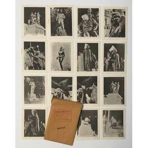 3NÓS3 - Envelope com carimbo contento arquivo documental em 15 reproduções xerográficas, 17,5 x 12,5, de 1979 da primeira intervenção do grupo, formado por HUDINILSON Jr. (1957-2013), MÁRIO RAMIRO (1957) e RAFAEL FRANÇA (1957-1991). Intitulada ENSACANENTO, 68 estátuas públicas da cidade têm as cabeças ensacadas durante a madrugada, como O Monumento às Bandeiras do escultor ítalo-brasileiro Victor Brecheret. No dia seguinte, os artistas se revezaram em ligações para a imprensa e simulavam vizinhos indignados com a intervenção de vândalos e questionam os jornais sobre as ações. A intervenção do grupo fazia alusão à prática comum durante os interrogatórios, em que as cabeças de presos políticos eram cobertas com sacos, induzindo ao sufocamento, e garantindo o anonimato dos envolvidos.