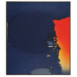 FUKUDA Abstrato - Acrílica sobre tela - 160 x 140 cm - ACIE