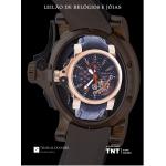 TNT Galeria de Arte - Leilão de Relógios e Jóias