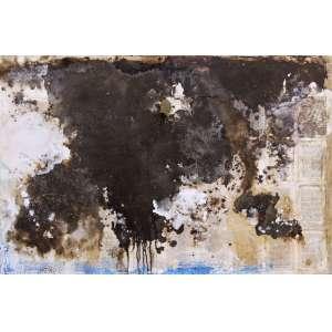Osmar Pinheiro<br />Sem título - Técnica mista sobre tela - 100x150 cm - 1999 - A.V