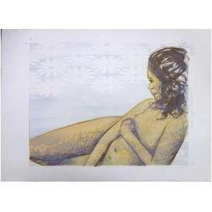 SAFARTY, Gretta. Metamorphic Recollections I - litografia PA - 50 x 70 cm.