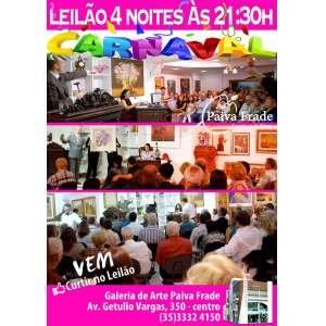 Galeria Paiva Frade - Carnaval 4 noites