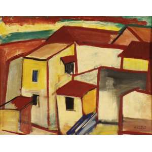 Mário Zanini<br>Casario - osm <br>36 x 46