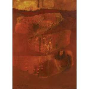 Yolanda Mohalyi<br>Sem título - ost <br>1976 - <br>110 x 80 <br>no verso nº de registro da Lordello e Gobbi Escritório de Arte