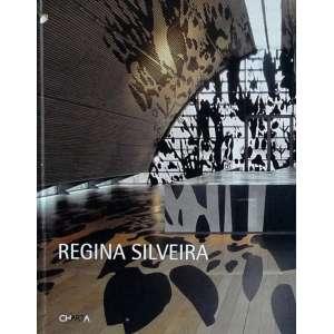 REGINA SILVEIRA - Este livro traduz um itinerário comum e, sobretudo, registra a última produção da artista, de 1996 até agora, 2010, em que a presença de REGINA no cenário da arte contemporânea vem sendo prestigiosamente reconhecida. Contém 126 ilustrações. ff<br />1185g; 27x21,2 cm; 200 págs; capa dura; português/inglês