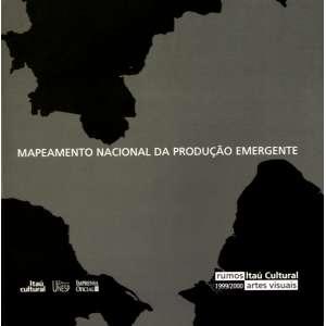 MAPEAMENTO NACIONAL DA PRODUÇÃO ARTÍSTICA EMERGENTE - Este livro foi editado no final da década de 1990, fornecendo um retrato da situação da arte no Brasile expõe um painel extensivo e definidor da agenda cultural dos próximos anos. Desse modo, seja para o pesquisador, crítico ou historiador da arte, seja para os próprios artistas nacionais, constitui imagem acurada do objeto de sua atividade. Ricamente ilustrado. ff<br />1500g; 29x29 cm; 176 págs.; capa dura<br />