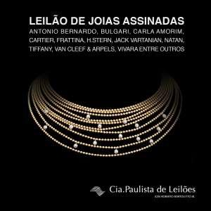 Cia Paulista de Leilões - Leilão de Jóias