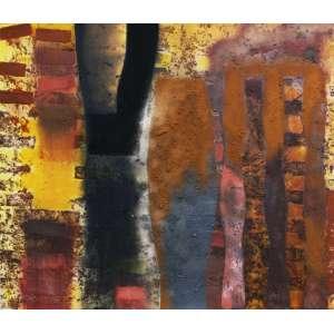 Vergara, Carlos<br />Sem título. Técnica mista sobre tela, 120x140 cm, 2012, A.V.
