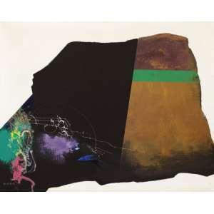 Mabe, Manabu<br />O sonho não acabou. Óleo sobre tela, 102x127 cm, 1982, A.C.I.E.<br />Registrada no Instituto Mabe.
