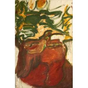 Guinle, Jorge<br />Sem título. Óleo sobre tela, 150x99 cm.<br />Ex-coleção do pai do artista.