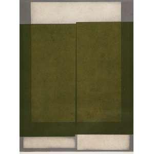 IANELLI - Composição - serigrafia P/I - 53 x 40 cm - a.c.i.d. 1983