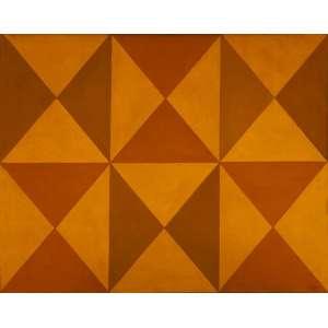 Ianelli<br>Balé das Formas – 80 x 100 cm – TST – Ass. CID e Dat. 1973<br>Registrada no Instituto Ianelli sob o código BTST 20